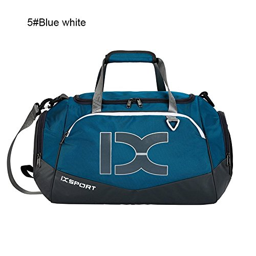 Black Hombro para Azul Y Green Blanco Crewell al Bolso Hombre WZnxwBPU