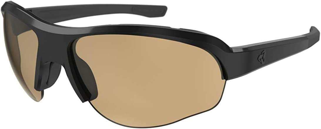 Ryders Eyewear Sports Sunglasses 100% UV Protection, Impact Resistant, High Performance Sunglasses for Men, Women - Flume