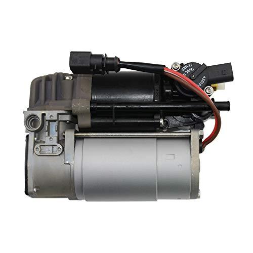 Air Suspension Compressor Pump 4H0616005C For 2011-2018 Audi A8 S8 A6 S6 A7 S7 Bentley Mulsanne