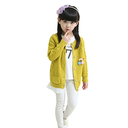 ftsucq-girls-knitwear-sweaters-lace-cardiganyellow-150