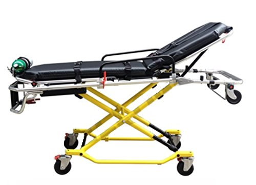 - MS3C, Pro-X Frame Emergency Ambulance Stretcher, Weight Capacity 550 lbs