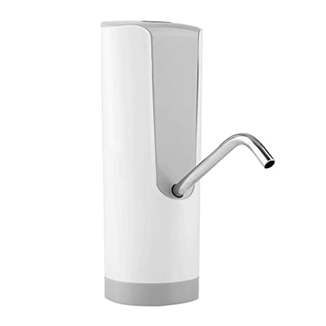 FTVOGUE Interruptor automático del botón del dispensador de la Botella de Agua de la Carga por