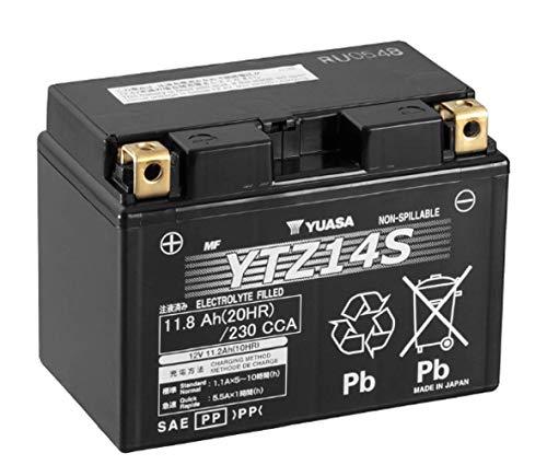 Yuasa-batterij,YTZ14-S – X5 SLA AGM