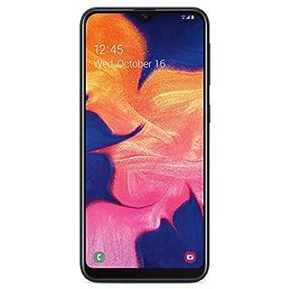 Net10 NTSAS102DCWHP Samsung Galaxy A10e 4G LTE Prepaid Smartphone (Locked) - Black - 32GB - SIM Card Included - CDMA