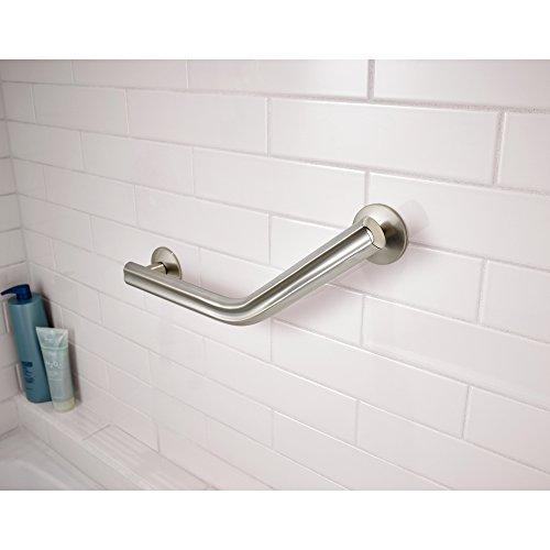 DELTA DAS5316 SN Bathroom Shower Safety Grab Bar ...