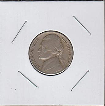 Choice//Gem BU Coin 1 pc 1938 P Jefferson Nickel