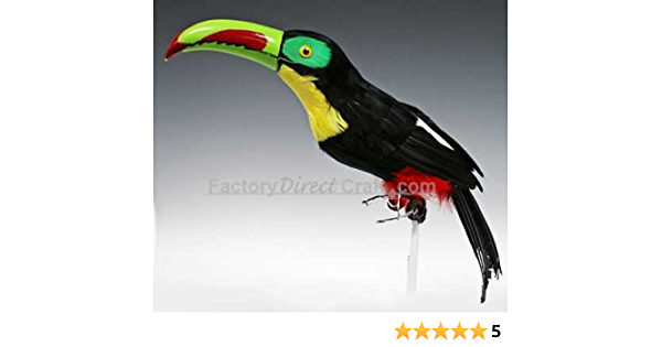 Fillter Face Cloth For Adults and kids,Cartoon Style Exotic Birds on Dark Backdrop Toucan Parrot Seagull,Cold Mouth Dustproof Double Protection,10 filters adults