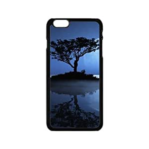Creative Water Tree And Moon Cell Phone Case For Iphone 6