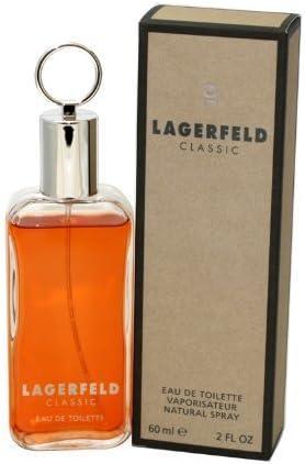 NEW LAGERFELD by Karl Lagerfeld CologneEau De Toilette Spray 4.2 oz for Men 418001 by Karl Lagerfeld