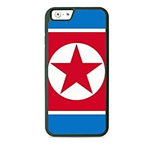 Case Fun Case Fun Flag of North Korea TPU Rubber Back Case Cover for Apple iPhone 6 4.7 inch