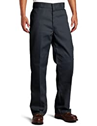 Men's Big-Tall Loose Fit Double Knee Work Pant