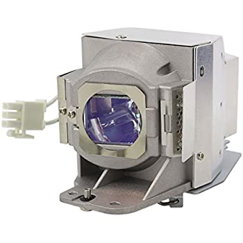 with Housing, . for Optoma SP.8VH01GC01 Powered by Osram AuraBeam Professional Projector Replacement Lamp Enclosure