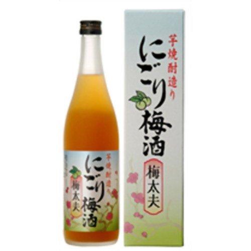 山元酒造 にごり梅酒 梅太夫 瓶 12度 720ml