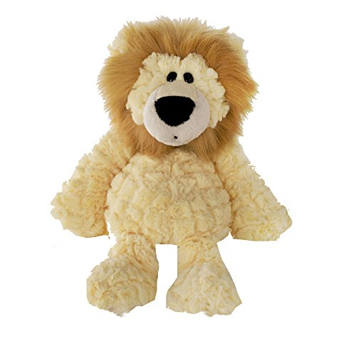Nat and Jules Leyton Mellow Fellows Lion Soft Tan Children's Plush Stuffed ()