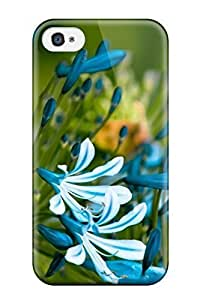 Fashion Protective Flower S For Iphone 4/4S Case Cover 1113432K45417542