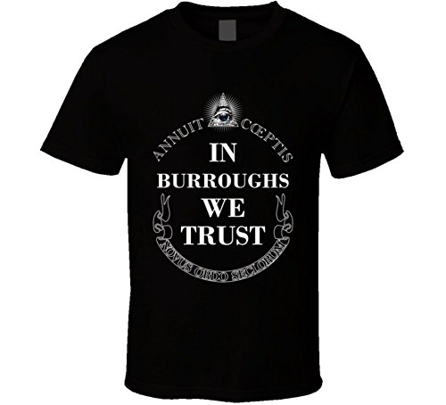 In Jordan Burroughs We Trust Team USa 2016 Olympics Wrestling T Shirt L Black by Mad Bro Tees