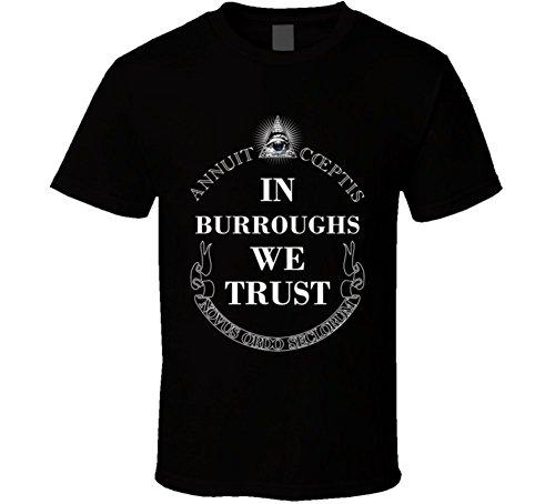 In Jordan Burroughs We Trust Team USa 2016 Olympics Wrestling T Shirt L Black by Mad Bro Tees