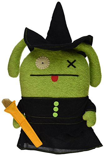 Uglydoll Wizard Plush Wicked Witch
