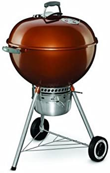 Weber 22 in. Original Kettle Premium Charcoal Grill