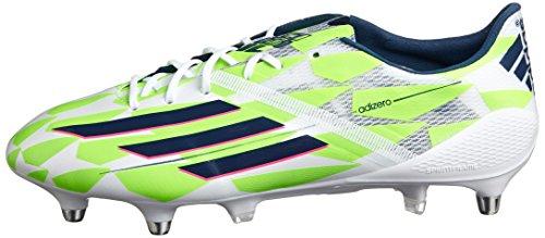 Adidas F50 adizero SG M25067 Herren Fußballschuhe Weiß 40