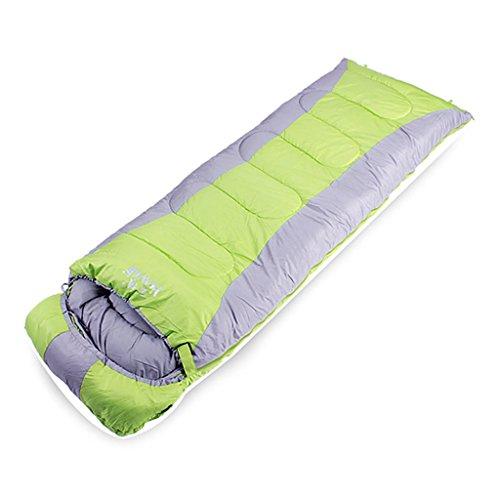 Hemaodi Outdoor Indoor 1.3kg Adult Cotton Eindickung Reise Umschläge Schlafsack Ultra