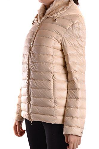 Jacket White Women's Down Polyamide Twin Set MCBI302063O 6qf1waxnY