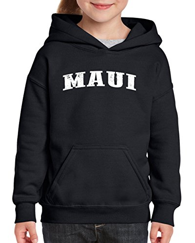 Ugo Maui Hawaii Travel Guide Flag What to do in Hawaii? Beaches Near Me Hawaiian Girls Boys Youth Kids - Air Costco Maui