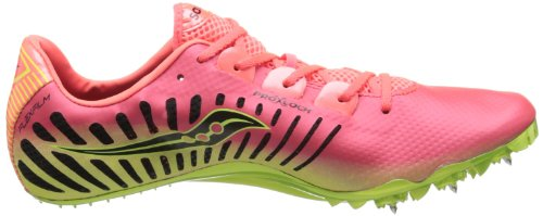 Track Coral Women's 2 Citron Shoe Saucony Showdown 6ngqwTq4