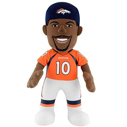 NFL Denver Broncos Emmanuel Sanders Plush Figure, 10