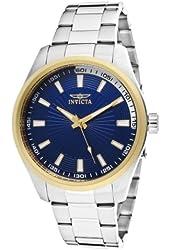 Invicta Men's 12828 Specialty Blue Dial Watch