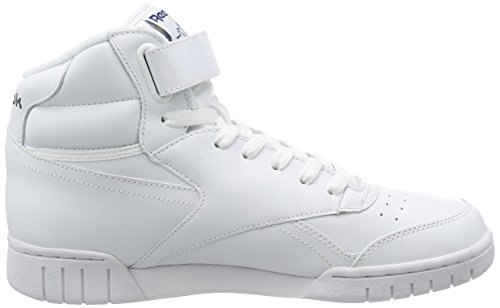 Reebok Unisex-Erwachsene Ex-o-Fit Hi Low-Top Weiß (Int-White)