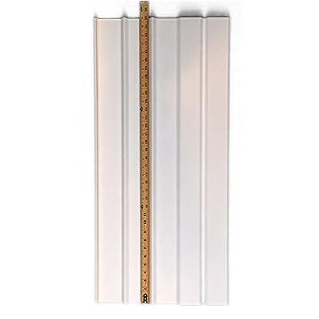 Mobile Home Skirting Box of 8 White Panels 16
