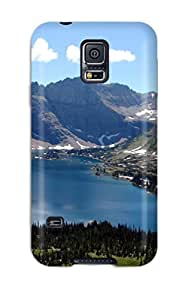 Special Design Back Glacier National Park Phone Case Cover For Galaxy S5