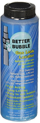 Rectorseal 65554 8-Ounce Bottle Better Bubble Leak Locator