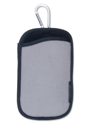 PSPgo Cleaner Pouch Gray by Cyber Gadget