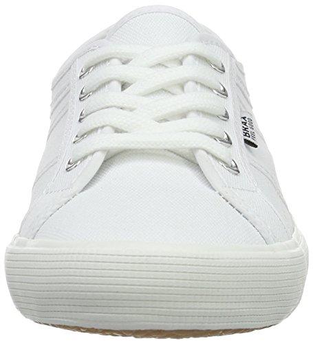 Brax Damen Schnürschuhe Sneakers,  Weiß (070 bianco),  37 EU