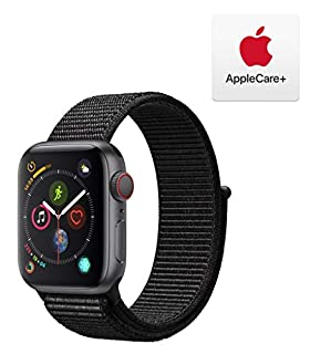 AppleWatch Series4 (GPS+Cellular, 40mm) - Space Gray Aluminum Case with Black Sport Loop with AppleCare+ Bundle (B07RMBH3W1) | Amazon price tracker / tracking, Amazon price history charts, Amazon price watches, Amazon price drop alerts