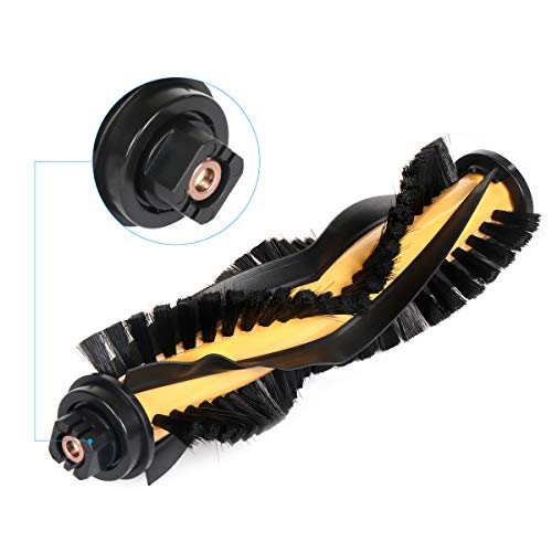 - Wigbow Accessory Main Brush Replacement Parts for DEEBOT N79S & N79 Robotic Vacuum Cleaner.