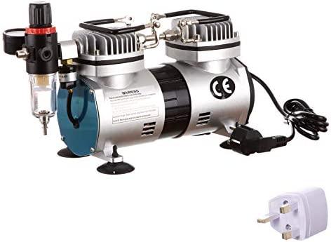 Aerógrafo Mini pistola pulverizadora Aerógrafo Compresor de ...