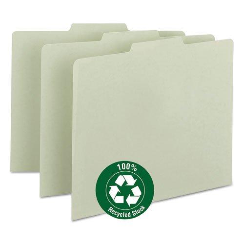 Smead 1/3 Cut Pressboard Self Tab Guides (50334) 1/3 Cut Pressboard Self Tab