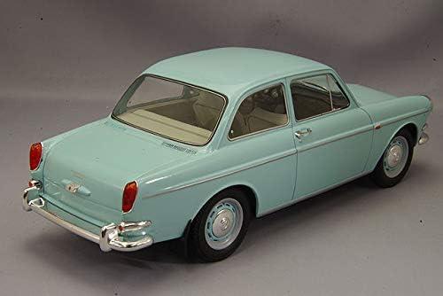 VW 1500 S Modellauto Hellblau 1963 Mcg 1:18 Fertigmodell Typ 3