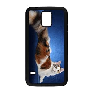 The Noble Cat Hight Quality Plastic Case for Samsung Galaxy S5