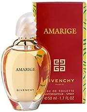 Givenchy Eau de Toilette Spray for Women, Amarige, 50ml
