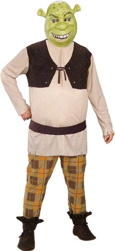 Shrek Deluxe Shrek Costume