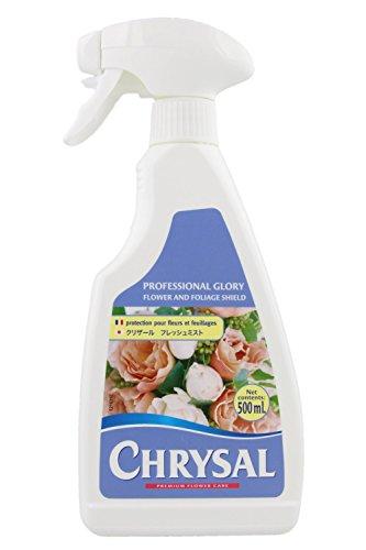 Flower Finish (Chrysal Professional Glory Flower and Foliage Finish 16.5 Fl Oz.)