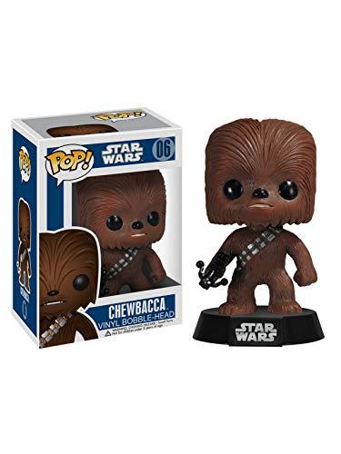 Funko Pop - Star Wars - Chewbacca 10cm [Importacion alema