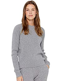 Women's 100% Pure Cashmere Knitted Loungewear Matching Sweater/Pants with Pockets•Add Both to Cart for Set
