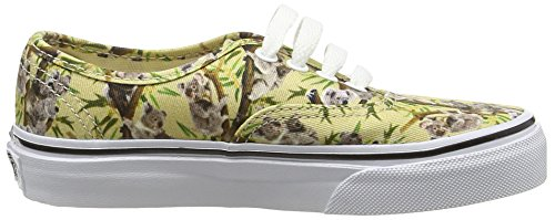 Vans Authentic - Zapatillas Unisex Niños Multicolor (chambray/koala/true White)