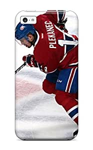For Iphone 5c Tpu Phone Case Cover(montreal Canadiens (57) )