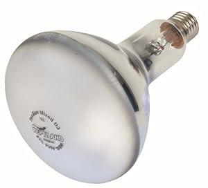 Trixie ProSun Mixed D3 Self Ballasted UV B Lamp, 100 Watt, 125 ラ ...